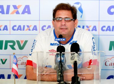 Guto Ferreira mira sequência de boas atuações do Bahia nos clássicos decisivos