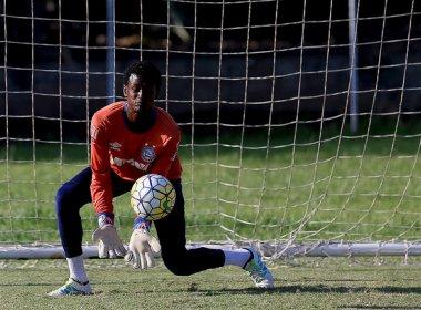 Cassiano brilha nos pênaltis, Bahia vence o Santos e avança na Copa do Brasil sub-20