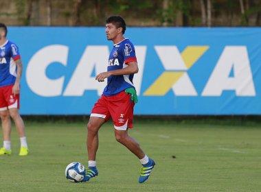 Bahia divulga escalação para o clássico no Barradão; Juninho é sacado do time
