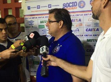 Guto Ferreira explica saída de Régis e destaca Zé Rafael: 'Fez jogadas boas'
