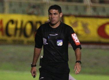 Juiz do Ceará comanda 2º jogo da semifinal entre Bahia e Vitória