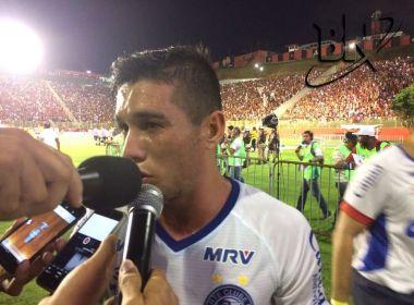 Juninho lamenta vice-campeonato do Bahia: 'Agora não adianta achar culpados'