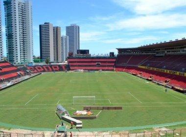 Copa do Nordeste: ingressos à venda para o primeiro jogo entre Sport e Bahia