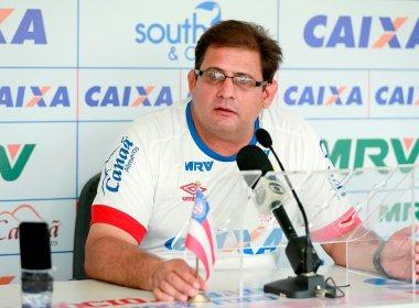 Guto Ferreira enaltece dupla Régis-Renê e destaca: 'Equipe foi guerreira'