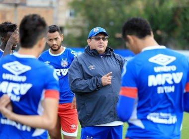 Técnico do Bahia mira Nordestão e disputa do Brasileiro: 'Temos que ser bem sucedidos'