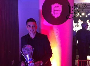 Juninho diz que trocaria prêmio individual pelo título de campeão Baiano