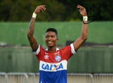 Bahia confirma empréstimo do atacante Mário ao Botafogo-SP