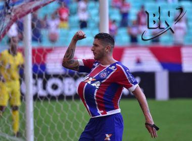 Chuva de gols! Impiedoso em estreia, Bahia aplica 6 a 2 no Atlético-PR