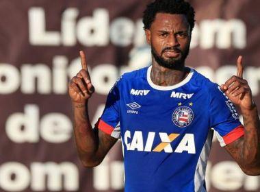 Com presença de Renê Júnior, elenco do Bahia se reapresenta no Fazendão