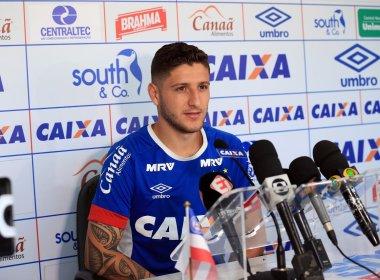 Zé Rafael crê em Bahia recuperado fisicamente na final contra o Sport
