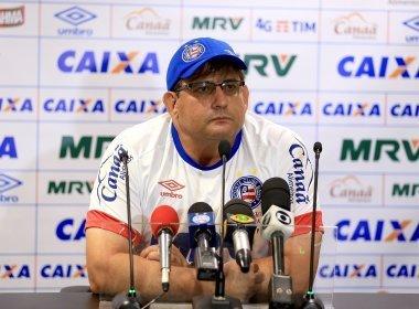 Guto Ferreira ignora má fase do Sport e avisa: 'Temos que ser inteligentes'