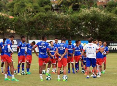 Com Renê Júnior, Bahia tem 20 relacionados para final da Copa do Nordeste