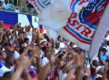 Bahia anuncia mais de 31 mil ingressos vendidos para jogo da volta contra o Sport