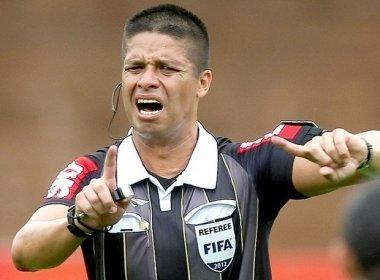 Nordestão: Francisco Carlos do Nascimento apita decisão entre Bahia e Sport