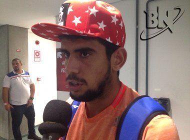 Zé Roberto renova com o Bahia até dezembro e é emprestado ao Criciúma