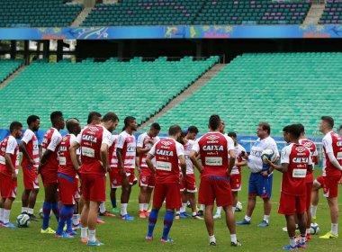 Na Arena Fonte Nova, Bahia recebe o Sport para definir o campeão do Nordeste
