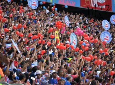 Bahia anuncia carga extra de ingressos para final contra o Sport; saiba como comprar