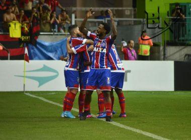 Soberano, Bahia vence o Sport e é tricampeão da Copa do Nordeste