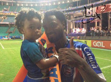 Renê Júnior dedica conquista da Copa do Nordeste às filhas e esposa
