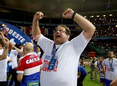 Guto Ferreira aceita proposta do Internacional e deixa o comando do Bahia