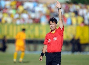 Árbitro do DF comanda duelo entre Bahia e Atlético Goianiense