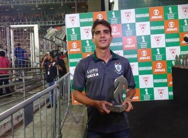 Atlético-MG tem interesse na contratação do volante Gustavo Blanco, do Bahia
