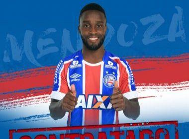 No BID: Mendoza é registrado e fica apto para enfrentar o Cruzeiro