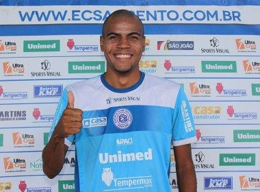Lateral Régis confirma acerto com o Bahia e diz: 'Estou pronto para ajudar'