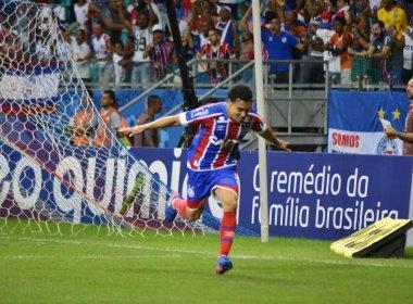 Bahia vence o Cruzeiro, quebra tabu e fecha rodada no G-6 do Brasileirão