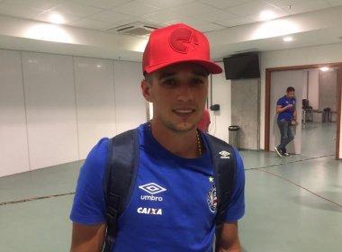 Juninho aponta força do Bahia na Fonte, mas prega humildade: 'Pés no chão'