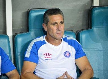 Jorginho comemora triunfo sobre o Cruzeiro e destaca entrega do Bahia