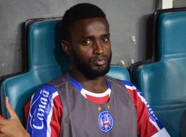 Mendoza aprova a sua estreia pelo Bahia: 'Faltou tempo, mas foi bom'