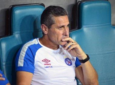 Jorginho vê Bahia fortalecido após triunfo: 'Teste importante'