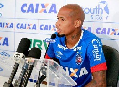 Em recuperação, Wellington Silva afirma: 'O Bahia sempre foi correto comigo'