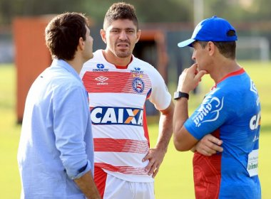 Bahia se reapresenta de olho no Grêmio; Edson inicia recondicionamento físico
