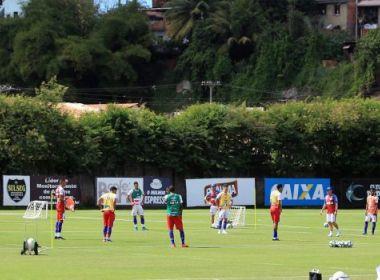 Com retorno de Edson, Jorginho relaciona 23 jogadores para enfrentar o Grêmio