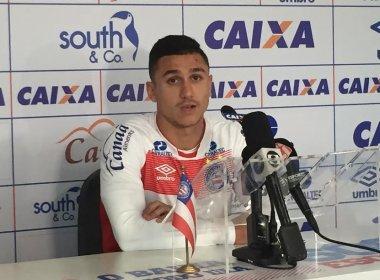 Vinícius admite jogo ruim do Bahia, mas elogia o Palmeiras: 'Melhor elenco'