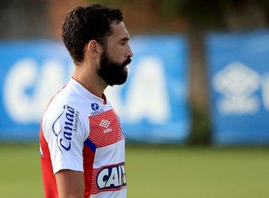 Contra o Corinthians, Allione pede Bahia 'ligado o jogo inteiro'