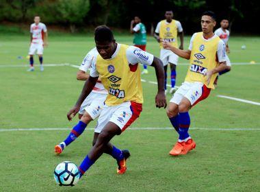 'Aqui na Fonte Nova vamos impor o nosso ritmo', avisa Feijão sobre visita do Flamengo