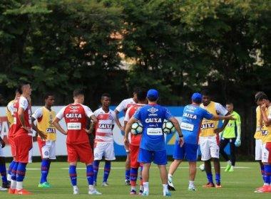Na busca pela recuperação, Bahia enfrenta o Flamengo na Arena Fonte Nova