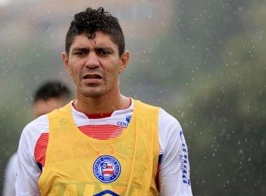 Edson é punido com seis jogos de suspensão por expulsão contra o Coritiba