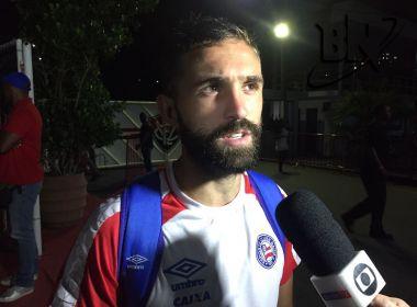 Suspenso contra o Fluminense, Allione diz que Bahia 'não fez uma boa partida' no Ba-Vi