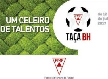 Equipe sub-17 do Bahia conhece adversários da Taça BH