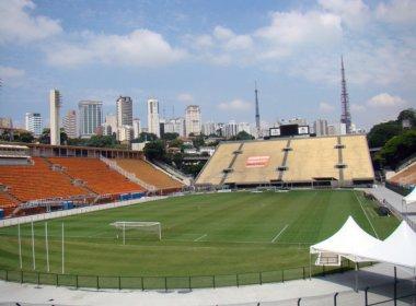 CBF altera data, local e horário do jogo entre Santos e Bahia