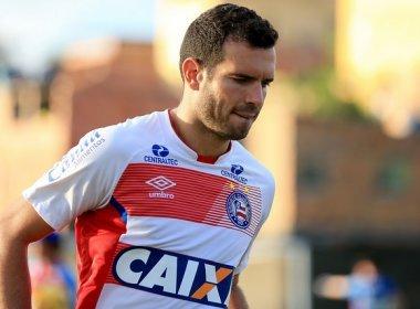 Jorginho confirma retorno de Lucas Fonseca ao time titular do Bahia