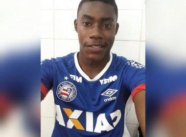 Contratado para o sub-20 do Bahia, Harold Carcelén é registrado no BID