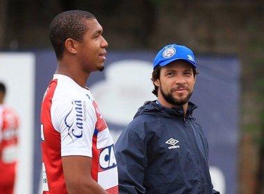Rodrigão aparece no BID e pode fazer a sua estreia contra o Fluminense
