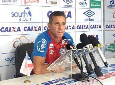 Jorginho vê evolução do Bahia, mas ressalta: 'Está precisando de reforços'