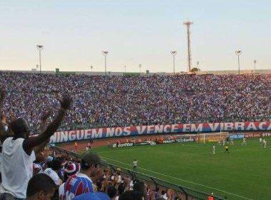 Bahia x Avaí: ingressos para a partida já estão à venda
