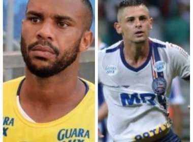 Bahia anuncia acordo de rescisão contratual com Robson e Jacó